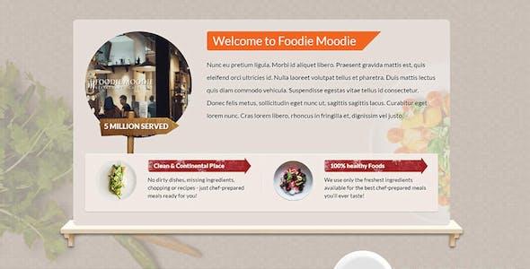 Foodie Moodie Restaurant Cafe Bar