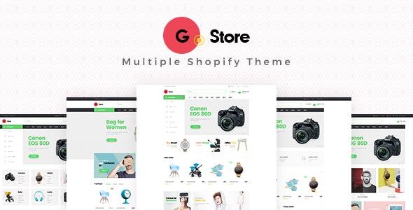 Ap Gstore Shopify Theme - Miscellaneous Shopify