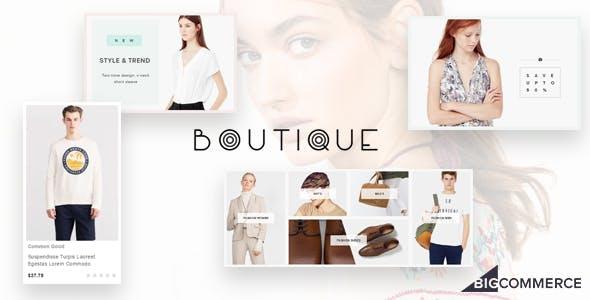 Ap Boutique Responsive Bigcommerce Theme Template
