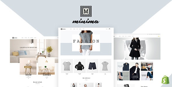 Minima | Minimal Shopify Theme - Miscellaneous Shopify