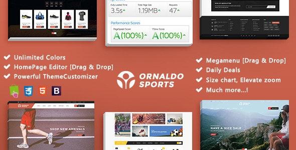 Ornaldo - Responsive Prestashop 1.7 Theme - PrestaShop eCommerce