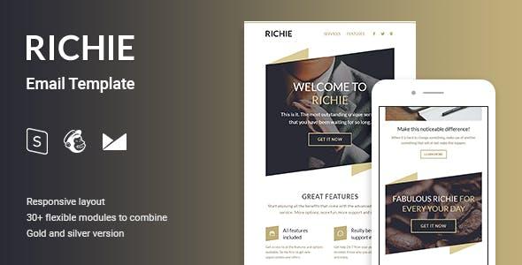 Richie Multipurpose Email Template