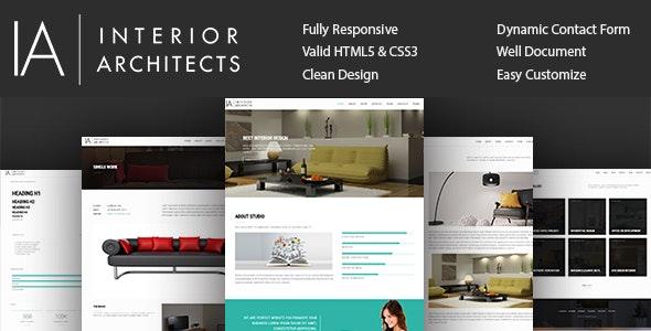 Interior Design & Architecture Template - Business Corporate