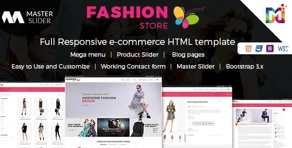 Shop Studio - Responsive eCommerce HTML Template