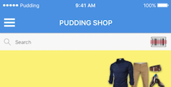 Pudding UI KIT