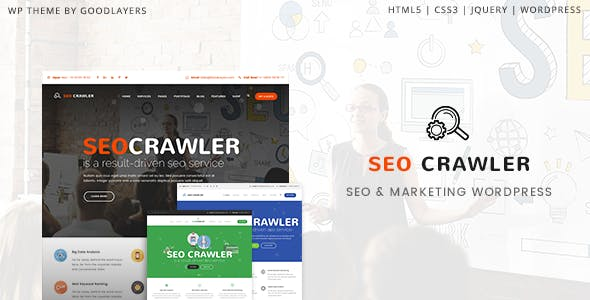 Social Media Marketing Agency Website Templates from ThemeForest