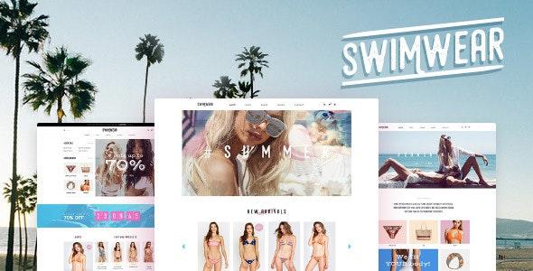 Swimwear - SummerShop WooCommerce WordPress Theme - WooCommerce eCommerce