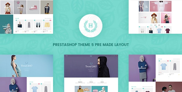 At h2 Responsive Multiple Prestashop Theme - Fashion PrestaShop