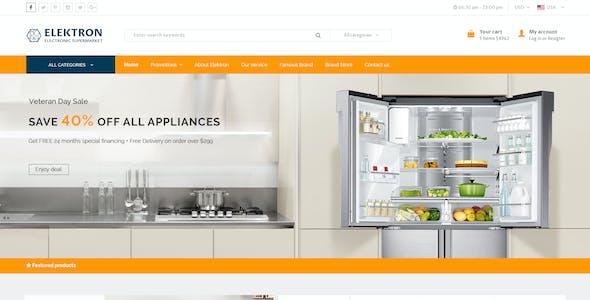 Elektron - Electronics Store WooCommerce Theme