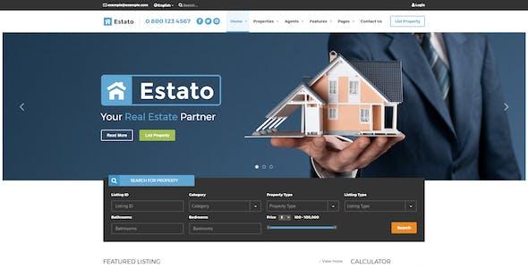 Real Estate Developer Wordpress Themes From Themeforest