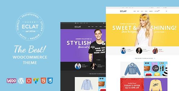Eclat - Responsive Multipurpose WooCommerce Theme - WooCommerce eCommerce