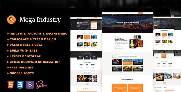 Mega Industry - Industrial