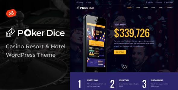 Poker Dice - Casino Resort & Hotel