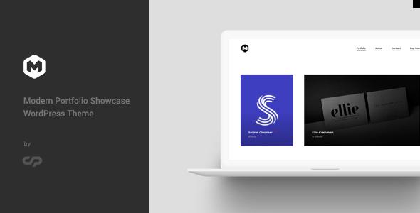 Maestro - Modern Portfolio Showcase WordPress Theme - Portfolio Creative