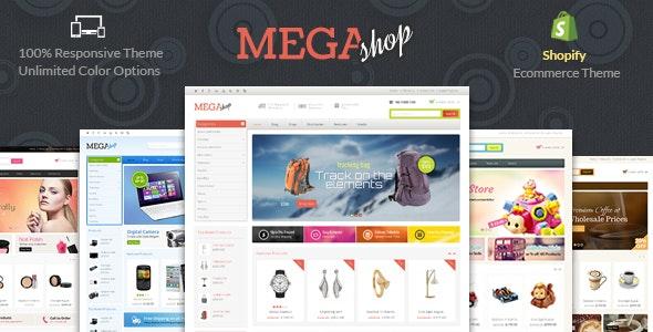 Mega Shop - Sectioned Multipurpose Shopify Theme - Shopping Shopify