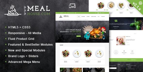 Meal House - Responsive Magento 2 Theme - Miscellaneous Magento