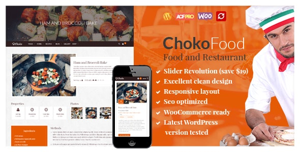 Restaurant | Choko Food and Restaurant Cafe - Food Retail