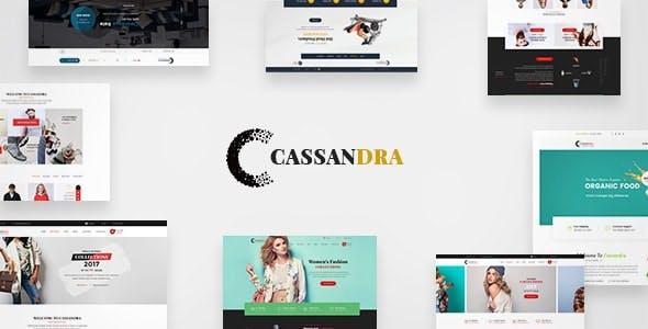 Cassandra - Responsive Retail WordPress Theme