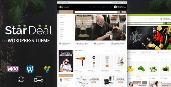 Star Deal - Multipurpose WooCommerce Theme - WooCommerce eCommerce