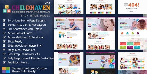Education Kindergarten - Children Retail