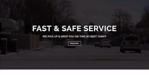Taxi - Multipurpose Responsive HTML Template