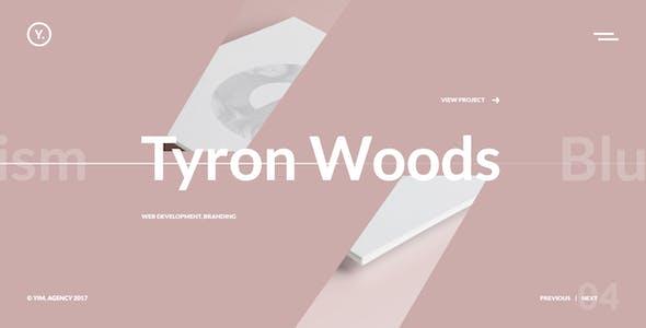 Yim. - Creative and Modern PSD Template