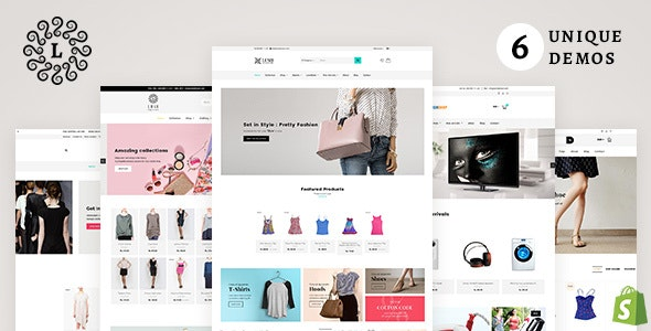 LUSH - Multipurpose Shopify Theme by designthemes | ThemeForest