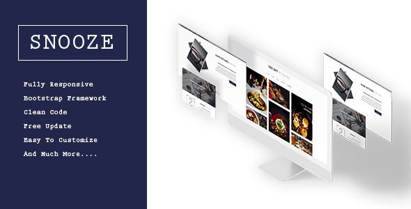 Snooze - Site Templates