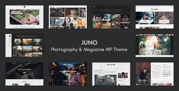 Juno – Photography & Magazine WP Theme