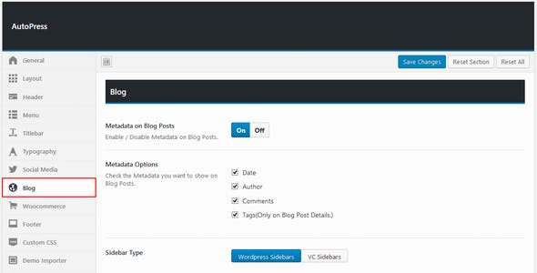AutoPress - Car Repair & Services WordPress Theme