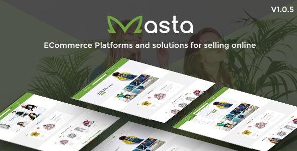 Masta - Clean, Responsive Baby Shop Prestashop 1.7 Theme - Fashion PrestaShop