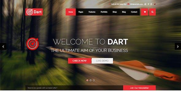 Dart - The Advanced WordPress Business Theme