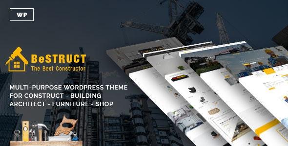 BeStruct - Construction & WooCommerce WordPress Theme - WooCommerce eCommerce
