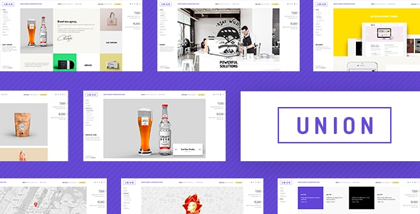 Union - Portfolio and Agency WordPress Theme - Portfolio Creative