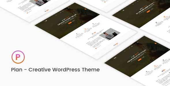 Plan - Creative One & Multipurpose WordPress Theme - Marketing Corporate