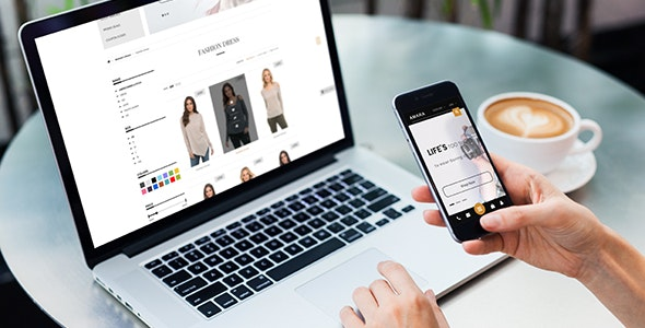 Amara - eCommerce Fashion HTML Template - Fashion Retail