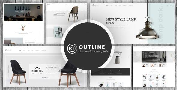 Outline - Responsive Furniture Prestashop Theme