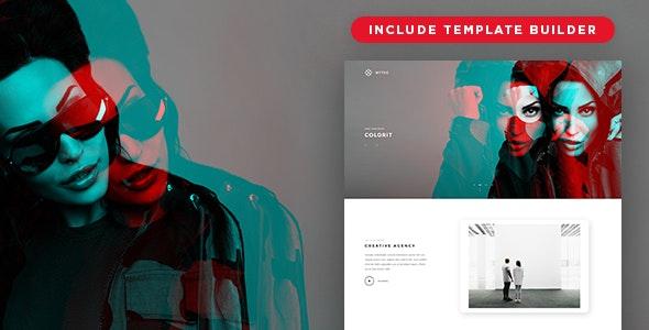 Wythe - Creative Portfolio Template - Portfolio Creative