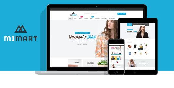 Mimart - Multipurpose WooCommerce WordPress Theme - WooCommerce eCommerce