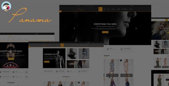 Panama - Dress Fashion Responsive PrestaShop 1.7 & 1.6 Theme