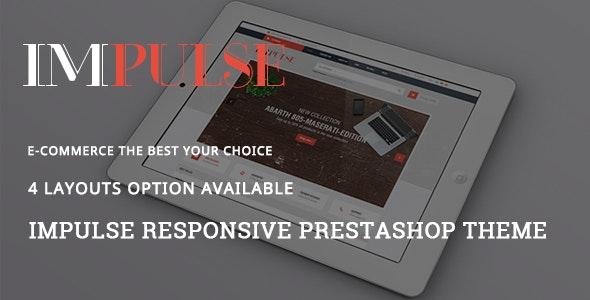 Impulse - Electronics & Camera Responsive PrestaShop Theme - Shopping PrestaShop