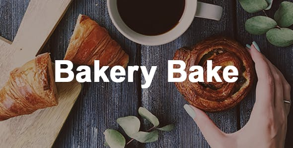 Bakery Bake | Bakery, Cakery, Coffee and Food Theme