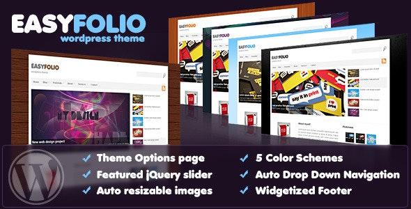EASYFOLIO - Portfolio Creative