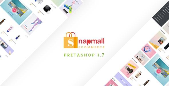 Leo Snapmall - Fashion & Comistic Responsive Multiple Prestashop Theme - PrestaShop eCommerce