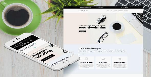 Reverta - Creative Multipurpose HTML Template - Site Templates