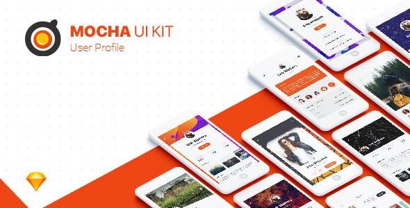 Profile UI Kit