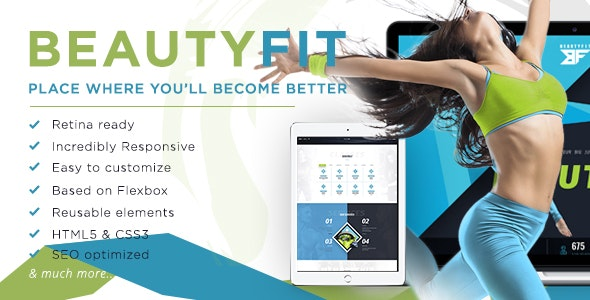 BeautyFit! Place, where you'll become better! - Health & Beauty Retail