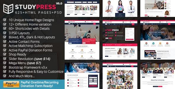 Education Course - Business Corporate