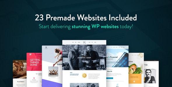 The Core - Multi-Purpose WordPress Theme - Business Corporate