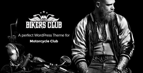 Bikersclub - Motorcycle Club WooCommerce WordPress Theme - WooCommerce eCommerce
